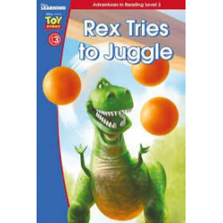 ِAdventures in Reading : Rex Tries To Juggle