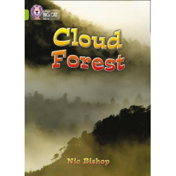 Big cat: The Cloud Forest