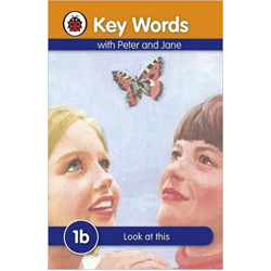 Key Words with Peter and Jane #1 Look At This Series B