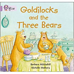 Collins: Big Cat Readers: Goldilocks and the three Bears