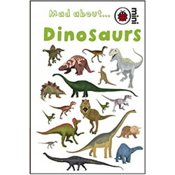 Ladybird Mini.P Mad About : Dinosaurs
