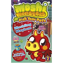ladybird Moshi Monster : Pick Your Path Moshling