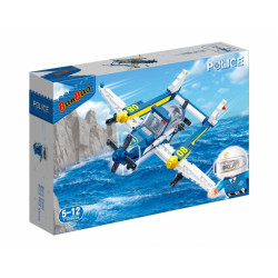 banbao NEW PLOICE -SEAPLANE 214 pcs