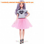 BARBIE FASHION AND BEAUTY - 8 Types