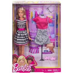 Barbie doll & fashions