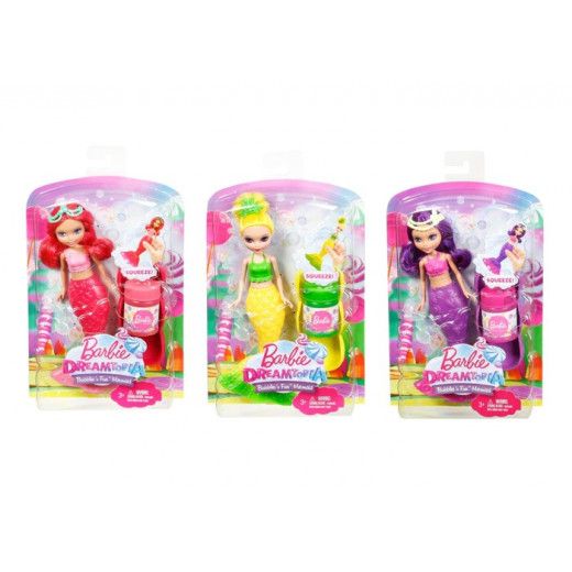 Barbie™ Dreamtopia Bubbles 'n Fun Dolls - 3 Types