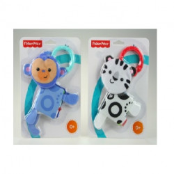 Fisher Price Soft Book Pegged Asst - 2 Types
