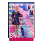 Barbie doll changes hair color