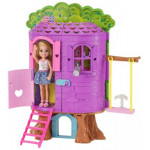 Barbie Chelsea Treehouse