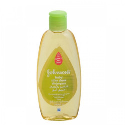 Johnson's Baby Silky Sleek Shampoo 200 ml