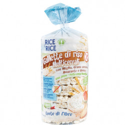 PRO R&R Org  Rice Cakes With Grain 100g