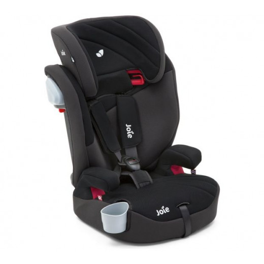 Joie Elevate Group 1-2-3 Car Seat - Two Tone Black
