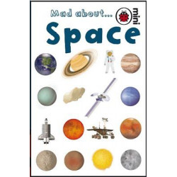 ladybird Mini.P Mad about : Space