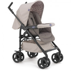 Chicco New Sprint Stroller Coal