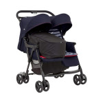 Joie Carry Cot Soft - Black