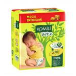 KOMiLi Bebe Jumbo Mini 78 PCS