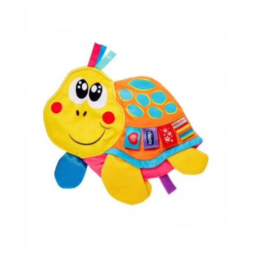Chicco Toy Molly Cuddly Turtle