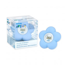Philips Avent: Blue Bathroom Thermometer