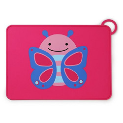 Skip Hop Baby Zoo Little Kid Placemats - Butterfly