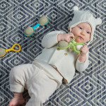 Taf Toys Taffies Rattan Rattle Duo