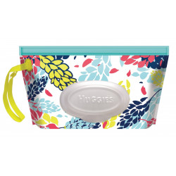 Huggies Wipes Gaga Pouch 40 - Floral