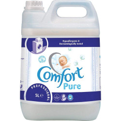 Comfort professional pure fabric conditioner - 5l