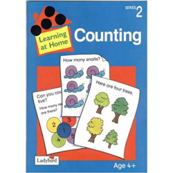 Ladybird: Counting (Learning at Home