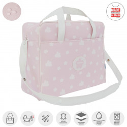 Cambrass Maternity Bag  ,Nube - Pink