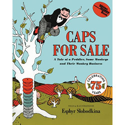 Collins: Caps for Sale - A Tale of a Peddler Some Monkeys and Their Monkey Business