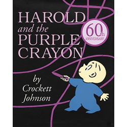 Collins: Harold and the Purple Crayon