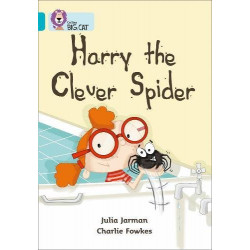 Collins: Harry the Clever Spider