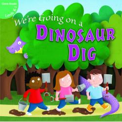 Harper Collins: We're Going on a Dinosaur Dig