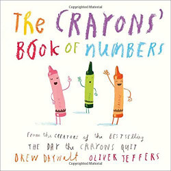Collins: The Crayons' Book of Numbers