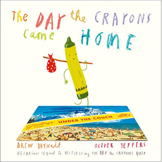 Collins: The Day The Crayons Came Home