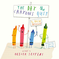 Collins: The Day the Crayons Quit