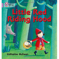 Collins Big Cat: Little Red Riding Hood