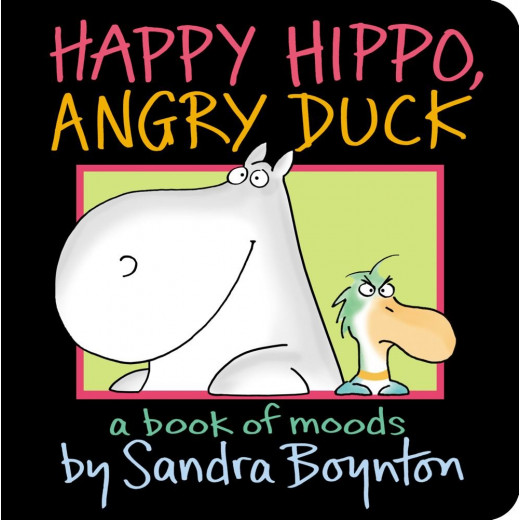 Simon: Happy Hippo Angry Duck