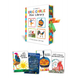 Simon: The Eric Carle Mini Library
