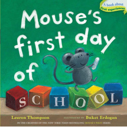 Simon: Mouse's First Day of School