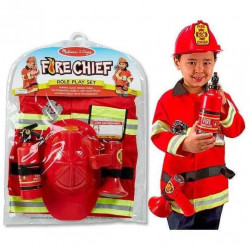 Melissa & Doug Fire Chief Roleplay Set