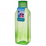 Sistema Square Water Bottle 725ml Assorted Colours