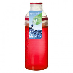 Sistema Hydrate Trio Bottle, 580 ml, Assorted Colours
