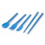 Sistema Klipo Cutlery Set to Go, Assorted Colours