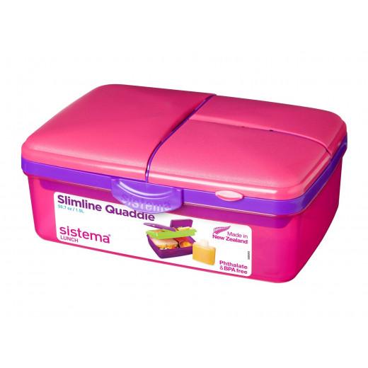 Sistema Lunch Slimline Quaddie, 1.5 L
