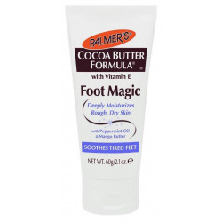 Palmer's Cocoa Butter Foot Magic Moisturizer 2.1 Ounce Tube (62ml)