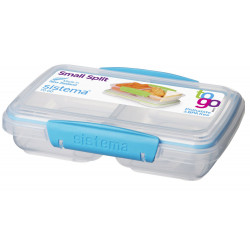 Sistema to Go 350ml Small Split Food Storage Container