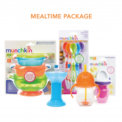 Munchkin Meal Time Package