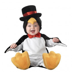 Baby Halloween Costumes | Bebe Waves, Penguin Style