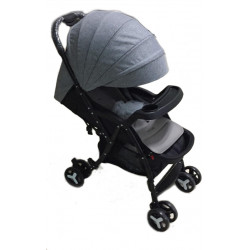 Baby Stroller - Blue\ Red\ Light Coffee