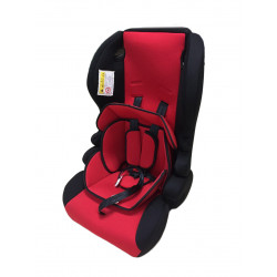 Baby Car Seat - Red/ Black